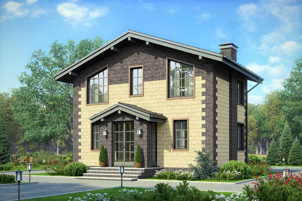 собрали картинки двухэтажного дома из блоков лобок красивая попка